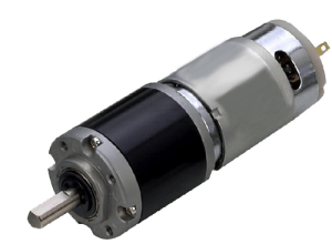 Custom-gear-motor