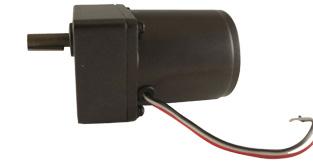Small Offset Gear Motors