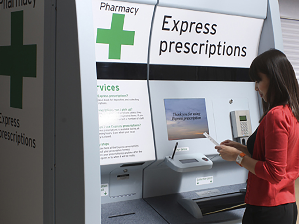 PrescriptionDispenser