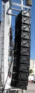 Line Array Speaker Systems