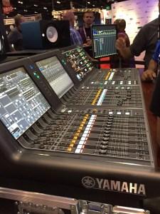 YAMAHA Rivage PM10 Large Frame Digital Mixing Console
