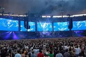 LED Video Walls for Live Concert Production