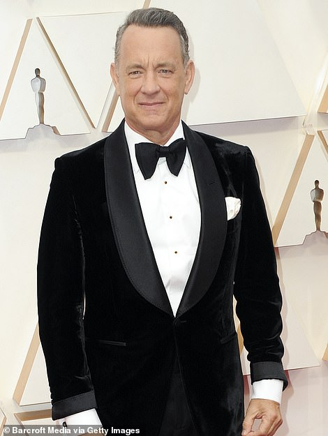 Tom Hanks is participating in Biden's ceremony