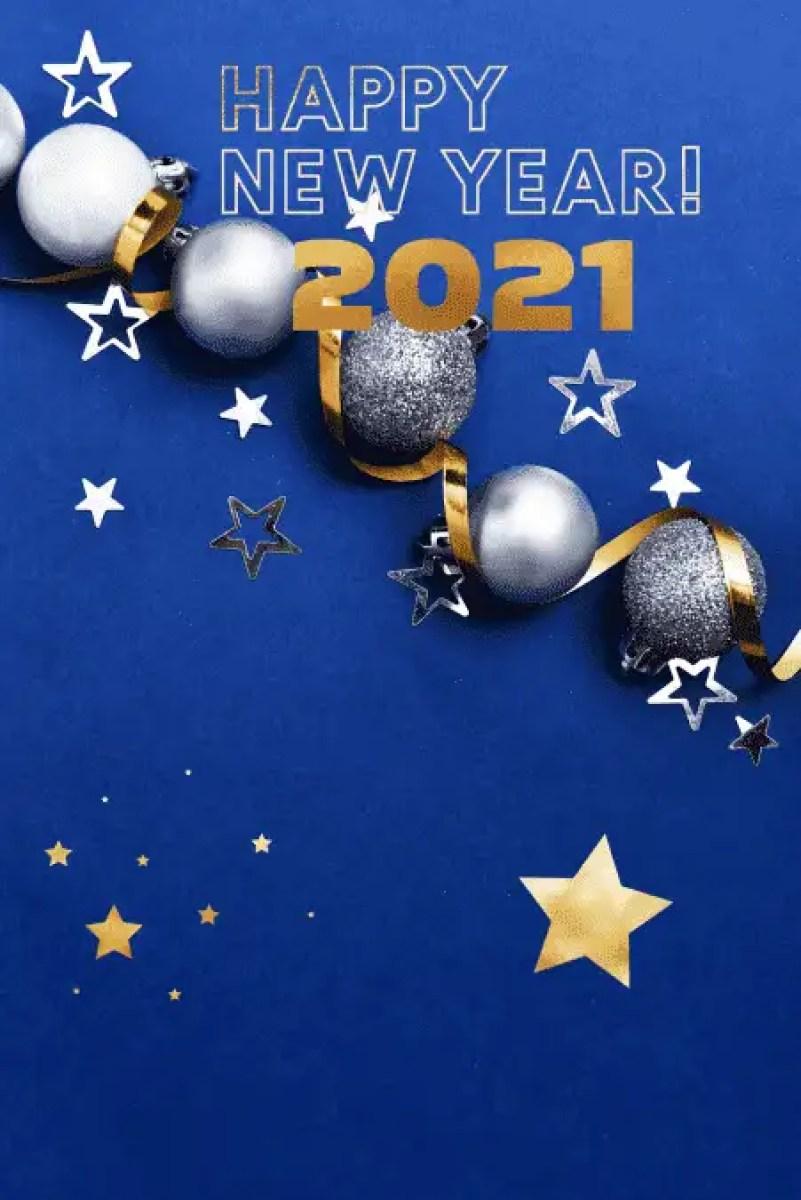 2021 new year greetings