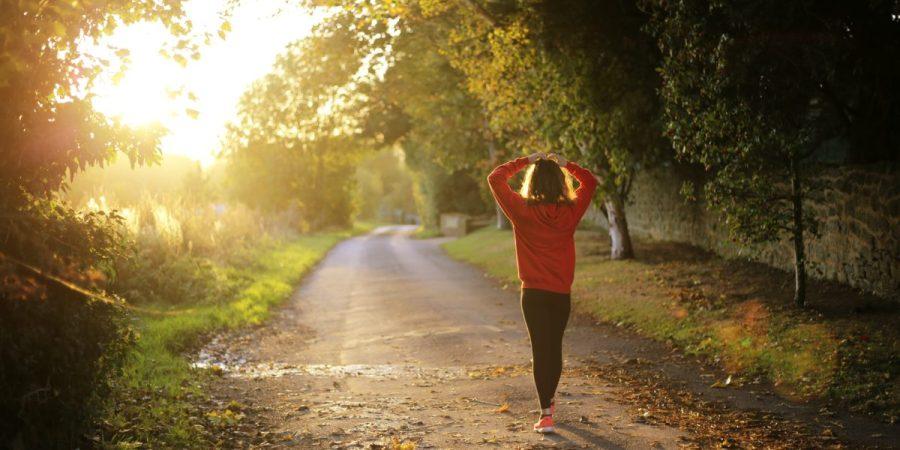 running from purpose