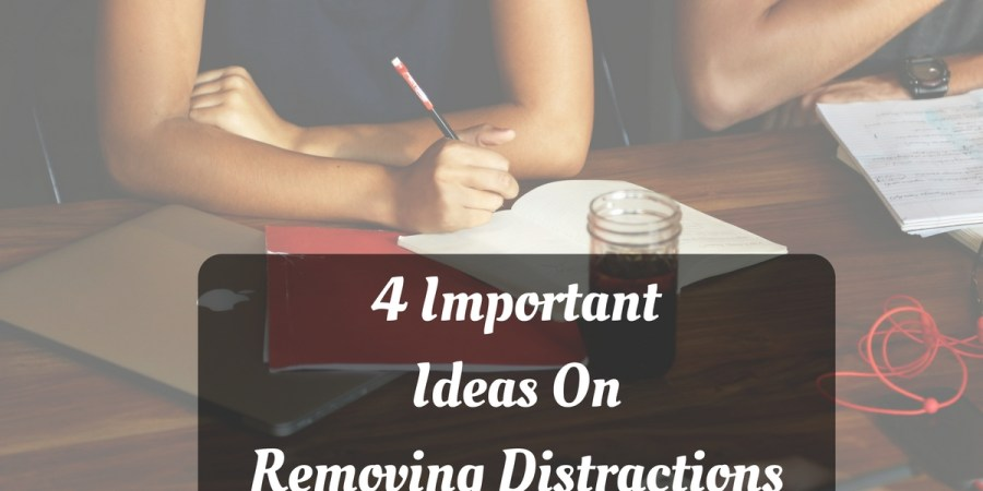 tuning out distractions