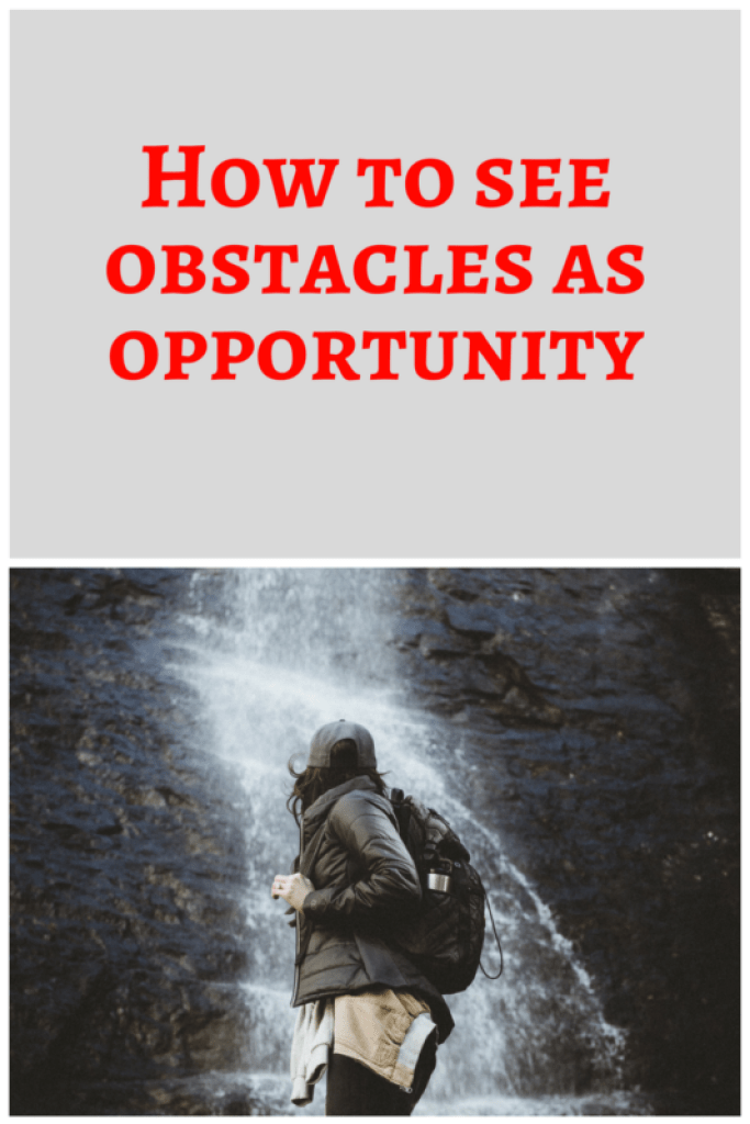 obstacle to opportunity