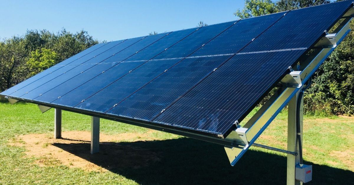 solar panels-solar panels safety-ground mount solar-Power Home Solar