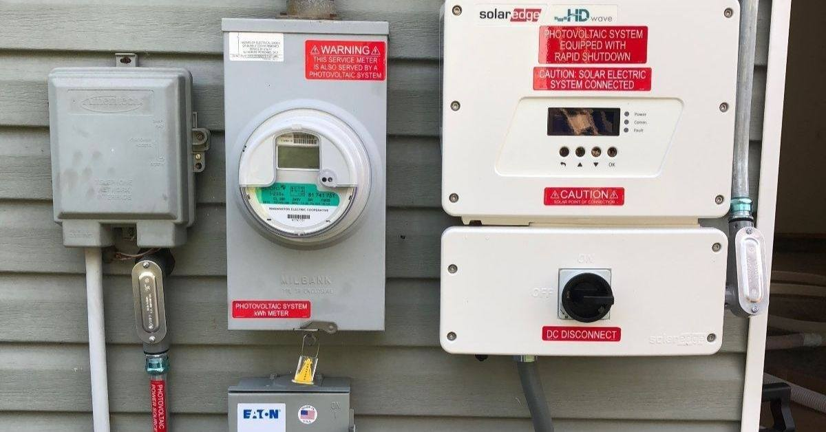solar panels-solar system install-inverter-devices-pieces-Power Home Solar