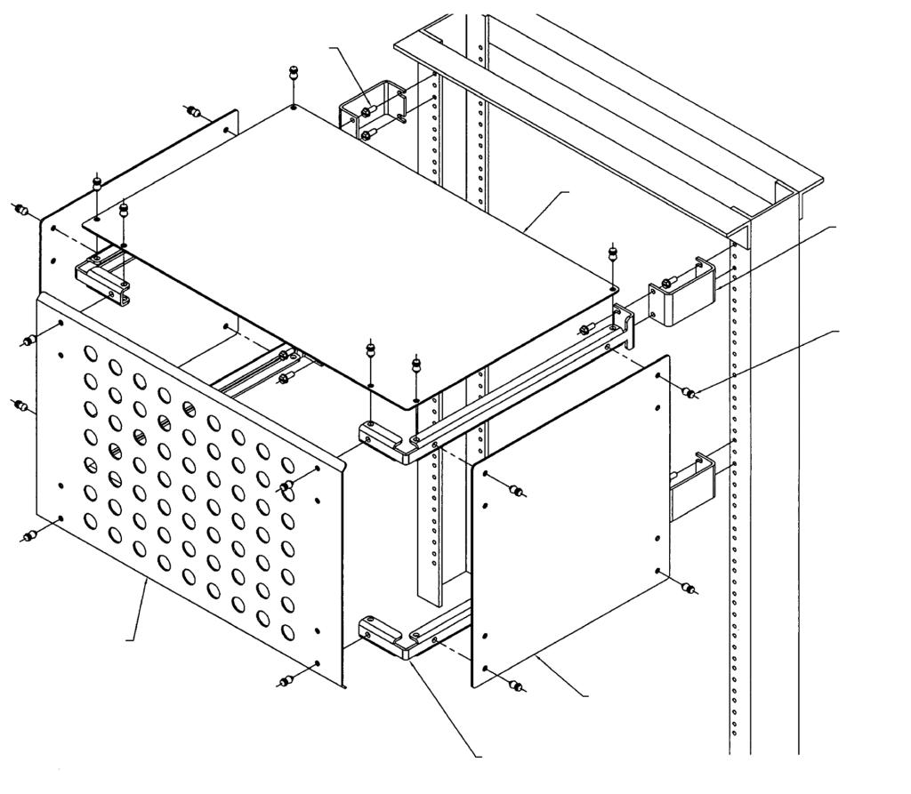Rack Mount Dc Distribution Panel