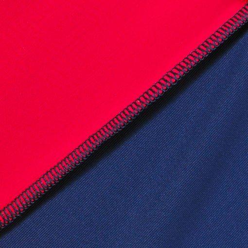 singlet blu e rosso sbd