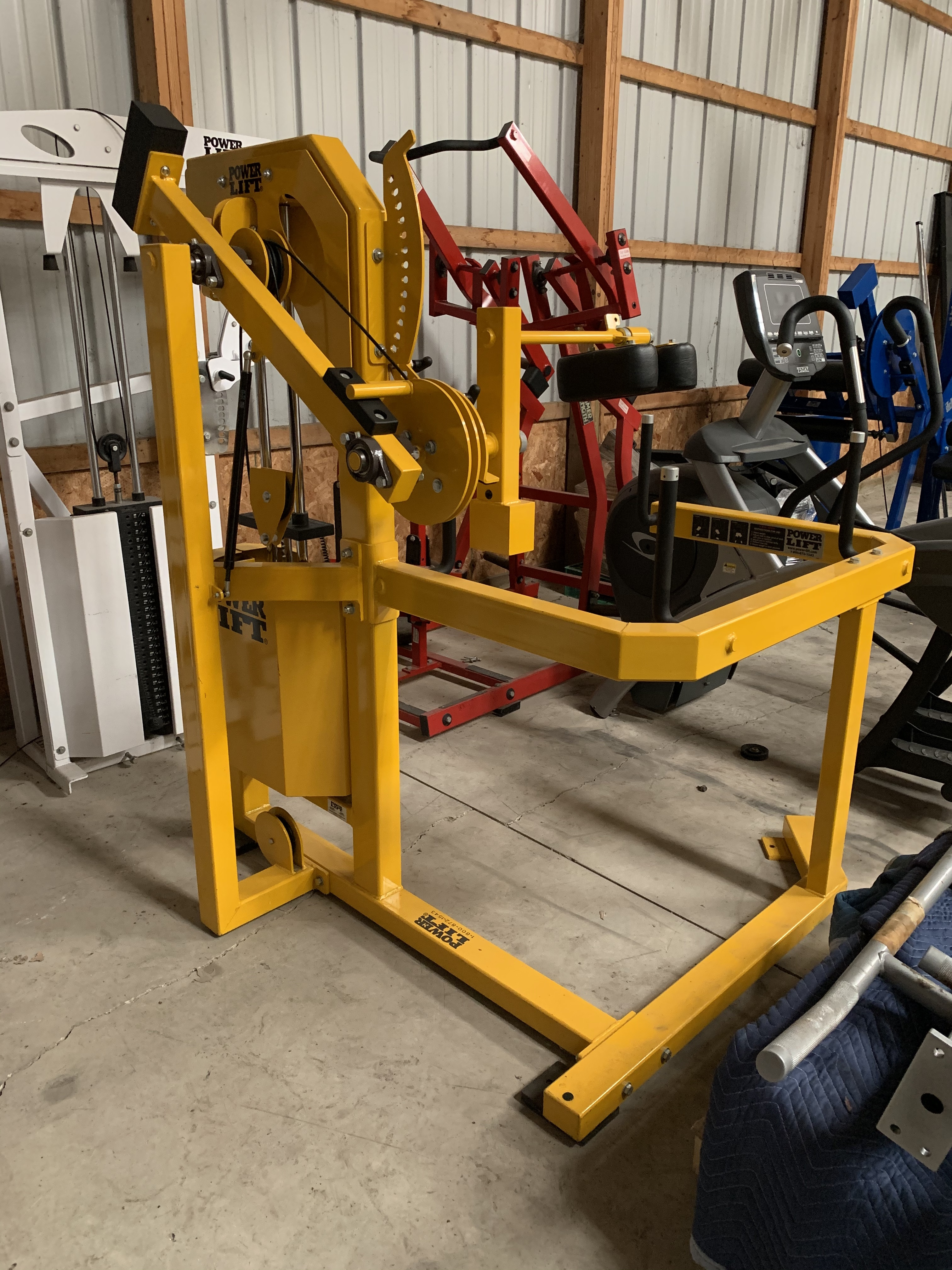 used weight lifting equipment for sale