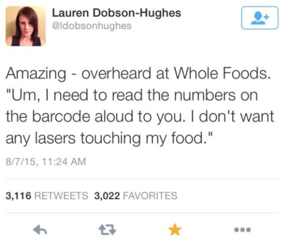 Whole Fod lazers copy