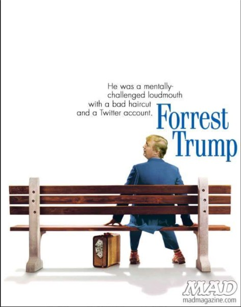 Forrest Trump copy