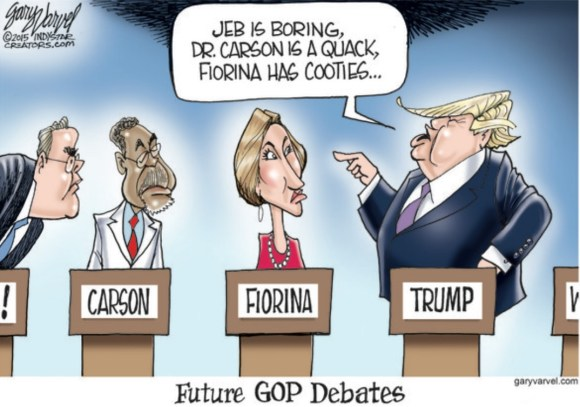 Future GOP Debates copy