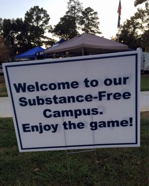 This looks like truth-in-advertising for most colleges today.
