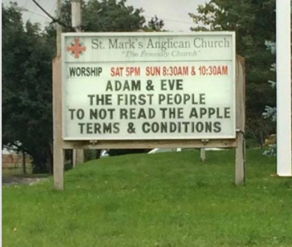 Adam and Apple