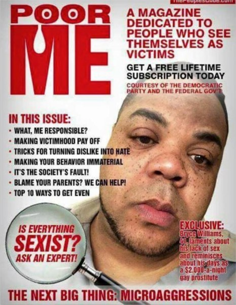 Poor Me Magazine copy