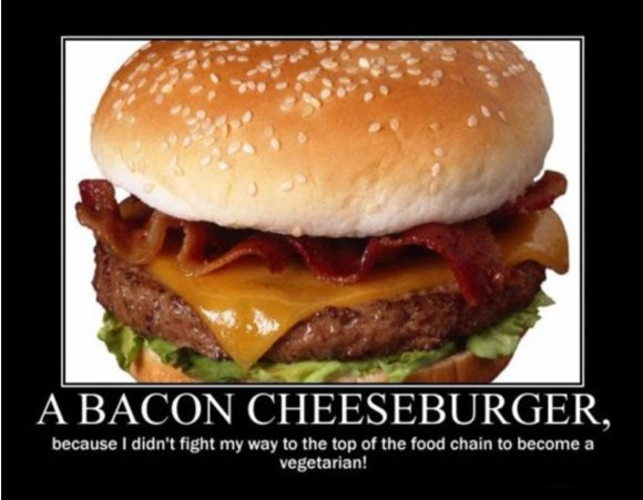 Bacon Cheeseburger copy