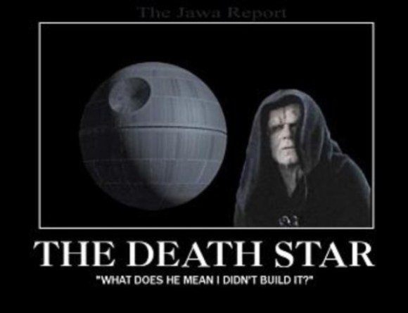 Death Star build copy