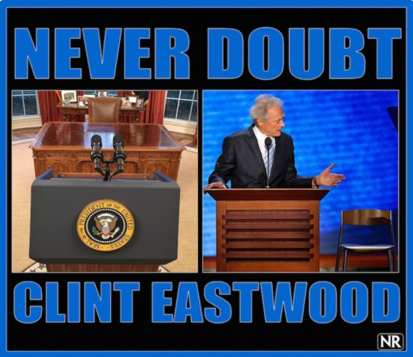 Never Doubt Eastwood copy