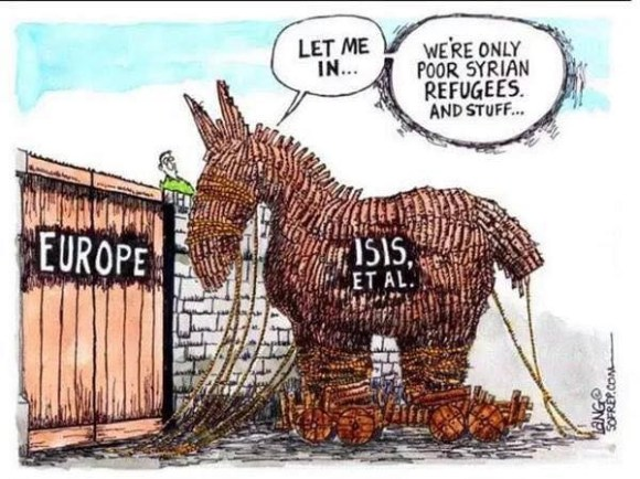 ISIS Horse