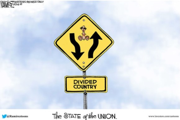 State of Union copy
