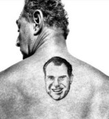 Stone Nixon tattoo copy