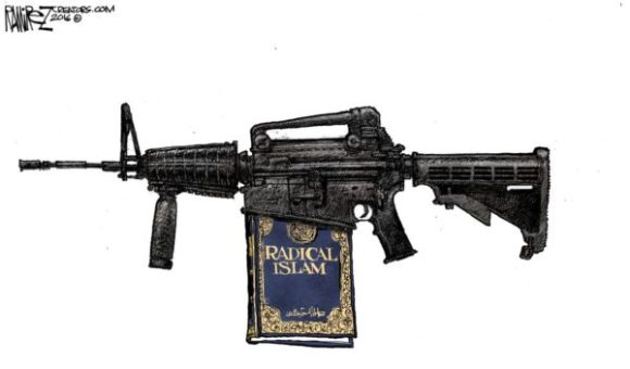 Radical Islam Gun copy