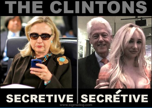 Clintons Secretive copy