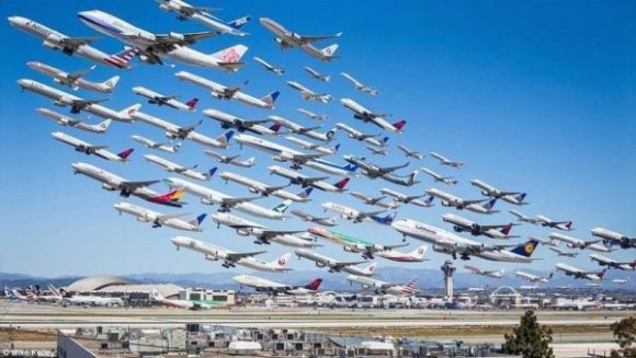 The Hollywood liberal airlift from LAX?