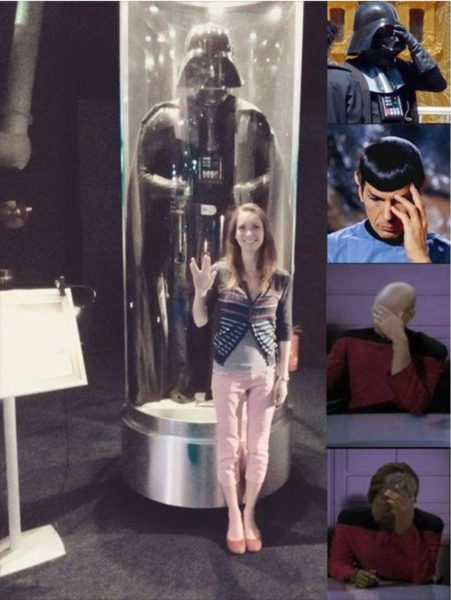 Star Trek Goof