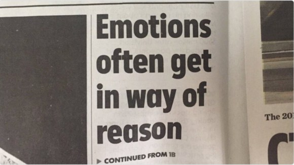 Emotions Reason