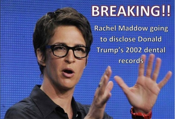 Maddow Dental Records