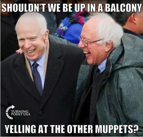 Yell at Muppets