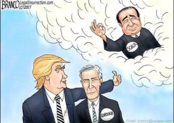 Scalia Approves
