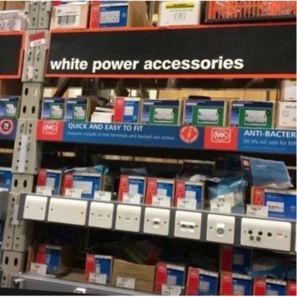 Who knew the Alt-Right has a section at Home Depot?