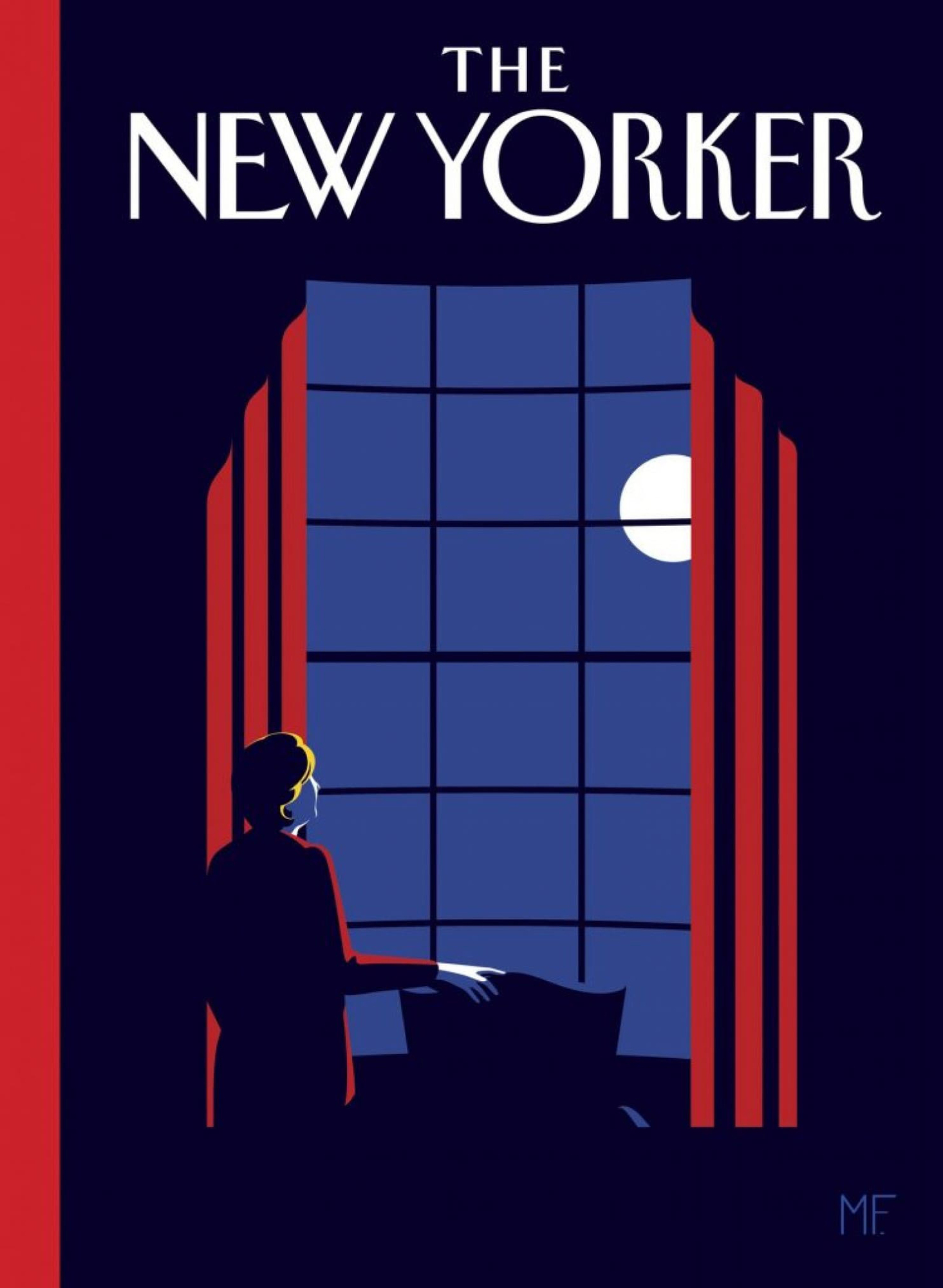 Steig Covers Brendan Gills Here At The New Yorker   Inkspill