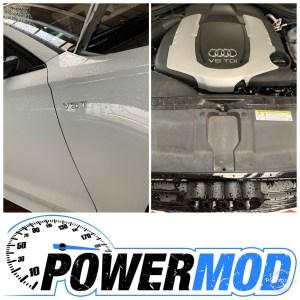 Leistungssteigerung Audi A6 3.0 TDI