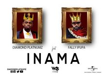 Diamond Platnumz ft. Fally Ipupa - Inama