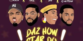 SkiiBii - Daz How Star Do ft. Teni & Falz