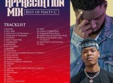 [SA Mixtape] Best of Nasty C of All Time - 66.45 Mb