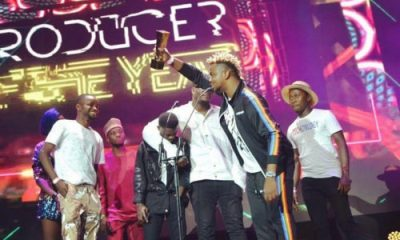 """Rexxie Awarded """"African Producer Of The Year"""""""