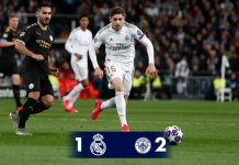 Real Madrid vs Manchester City 1-2 Download