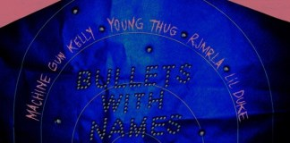 Machine Gun Kelly – Bullets With Names