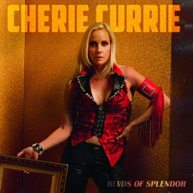 Cherie Currie Blvds of Splendor Album Zip Download