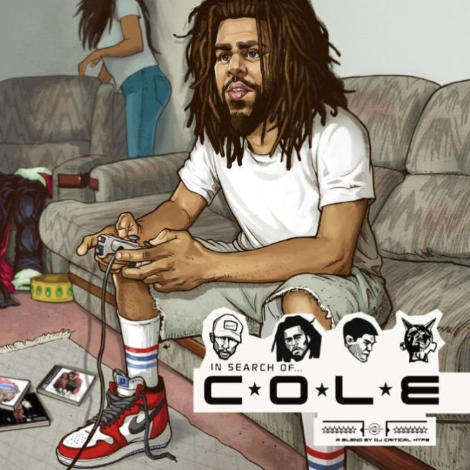 DJ Critical Hype & J.Cole In Search Of…COLE Mixtape Full Album Download