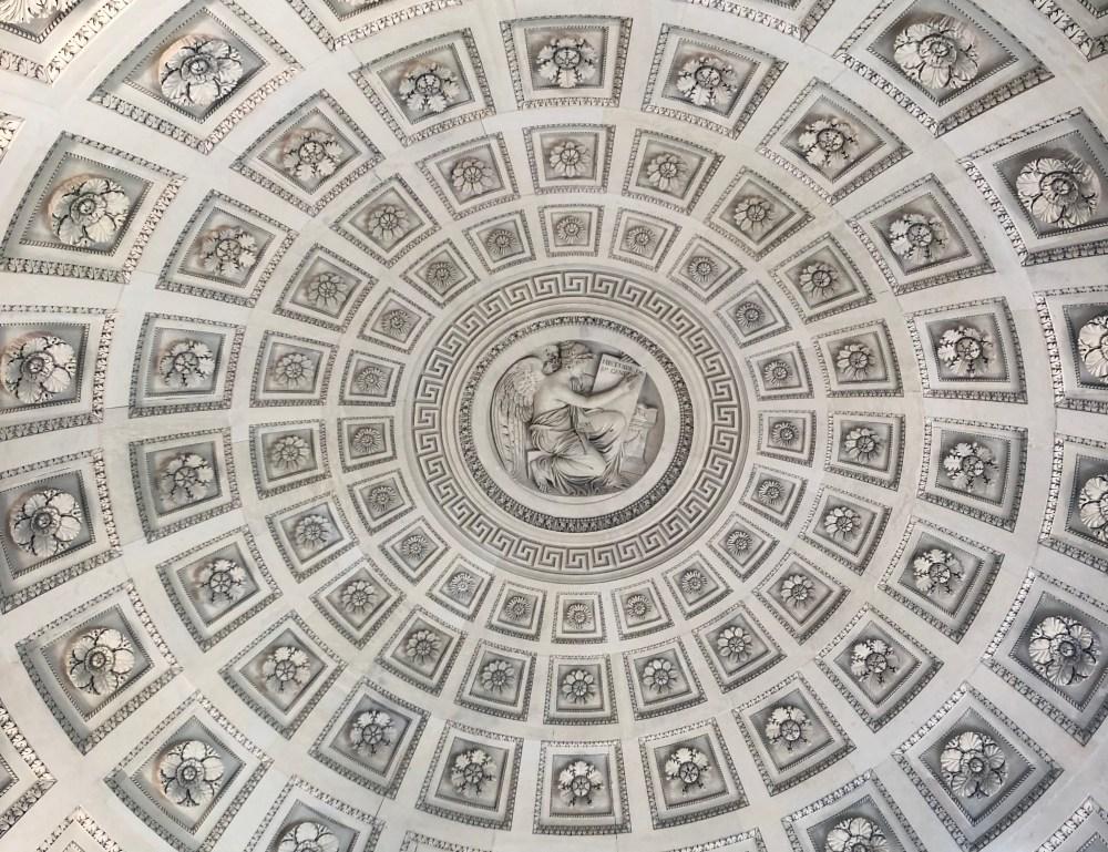 Decke des Pantheons  ->Pantheon