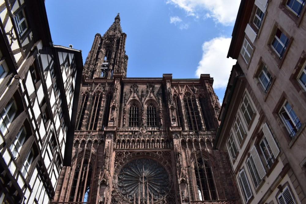 Straßburger Münster von außen