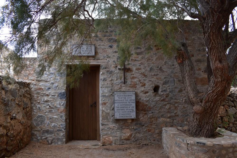 Gebeinhaus, das 2013 renoviert wurde